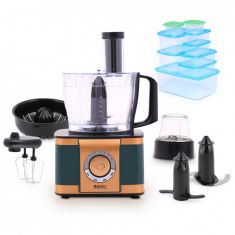 Processeur alimentaire multifonctionnel EF408 - Gardenia Collection & Gifts